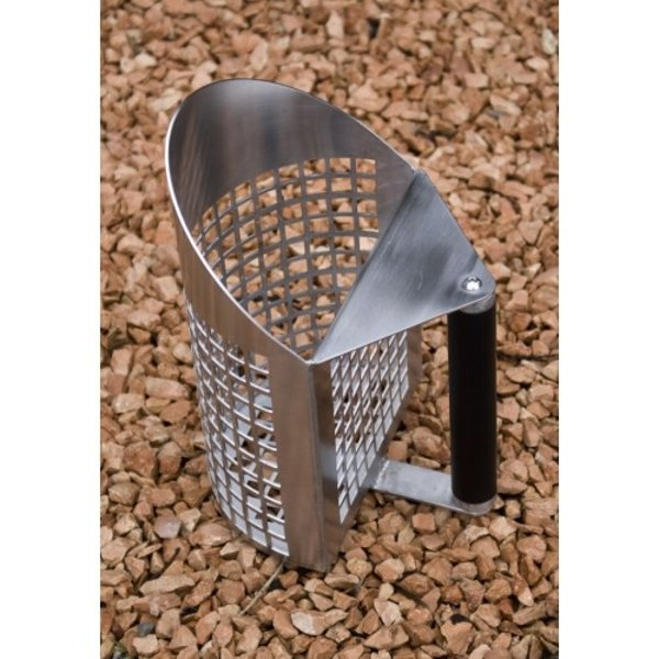 Sandscoop stainless steel